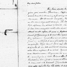 Document, 1821 October 28