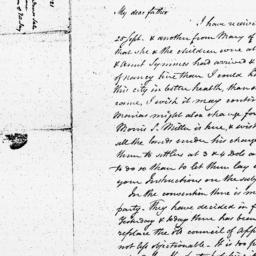 Document, 1821 October 03