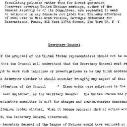 Correspondence, 1946-11-29....