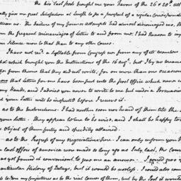 Document, 1781 December 15