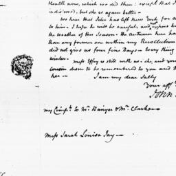 Document, 1809 December 06
