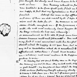 Document, 1809 April 08