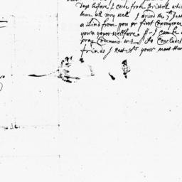 Document, 1742 August 20