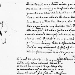 Document, 1729 March 18