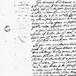 Document, 1737 June 08