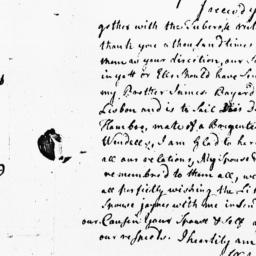 Document, 1737 May 06