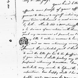 Document, 1800 July 30