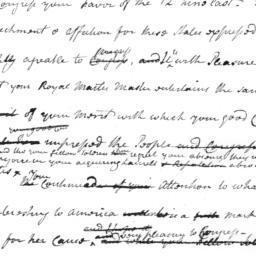 Document, 1779 September 25