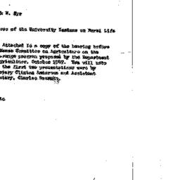Correspondence, 1948-10-21....