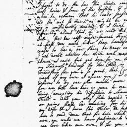 Document, 1741 April 13