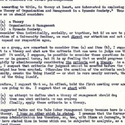 Announcements, 1952-10-09. ...