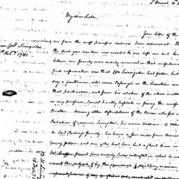Document, 1781 February 15