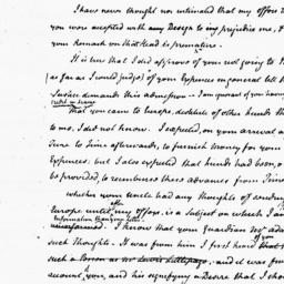 Document, 1781 December 29