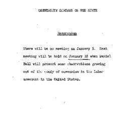 Handouts, 1955-12-14. The S...