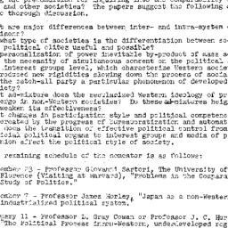 Correspondence, 1964-11-09....