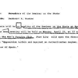Correspondence, 1966-03-25....