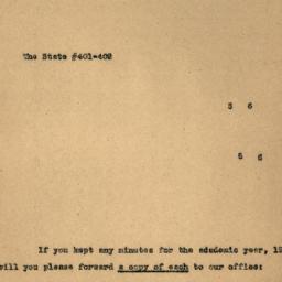 Correspondence, 1966-04-06....
