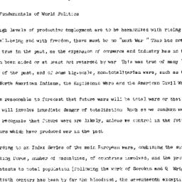 Minutes, 1946-02-04. The Pr...
