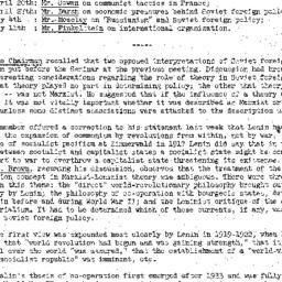 Minutes, 1948-04-13. The Pr...