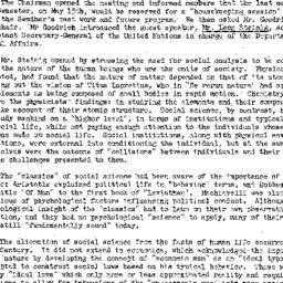 Minutes, 1951-03-42. The Pr...