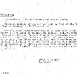 Minutes, 1956-04-03. The Pr...