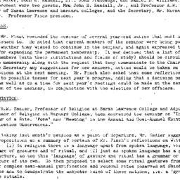 Minutes, 1973-03-12. Studie...