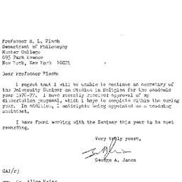 Correspondence, 1976-04-26....
