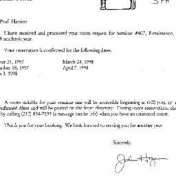 Correspondence, 1998-06-09....