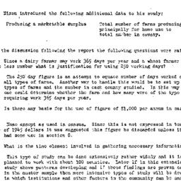 Minutes, 1947-12-18. Rural ...