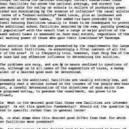 Minutes, 1958-03-18. Rural ...