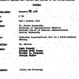Minutes, 1968-12-20. Conten...