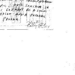 Correspondence, 1984-01-15....