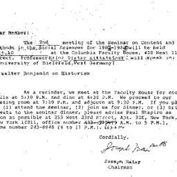 Correspondence, 1984-09-17....