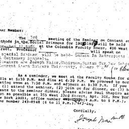 Correspondence, 1986-10-02....