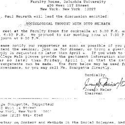 Announcements, 1988-04-06. ...