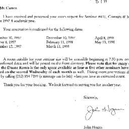 Correspondence, 1998-08-17....