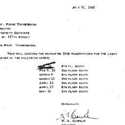 Correspondence, 1966-07-20....