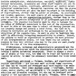 Speaker's paper, 1956-10-09...