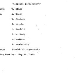 Minutes, 1970-04-28. Develo...