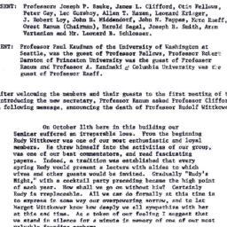 Minutes, 1971-10-21. Eighte...