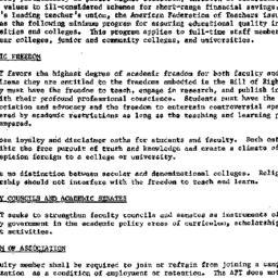 Handouts, Higher Education,...