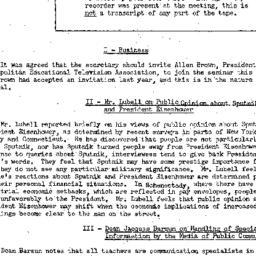 Minutes, 1957-11-15. Public...