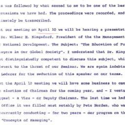 Correspondence, 1972-04-10....