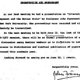 Correspondence, 1972-06-12....