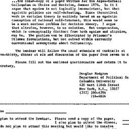 Announcements, 1975-03-24. ...