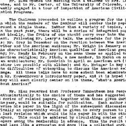 Minutes, 1955-11-16. Americ...