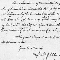 Document, 1787 April 18
