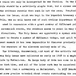 Speaker's paper, 1964-02-11...