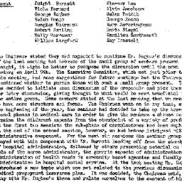 Minutes, 1957-03-26. The Ro...