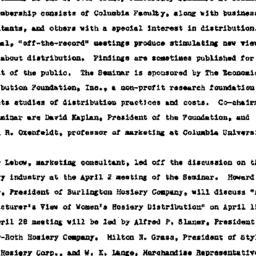 Speaker's paper, 1959-04-10...